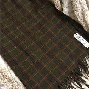 Pendleton scarf tartan